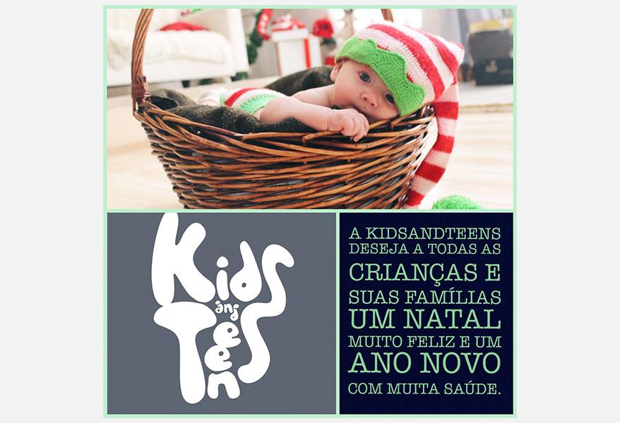 Boas Festas com muita Saúde Infantil!