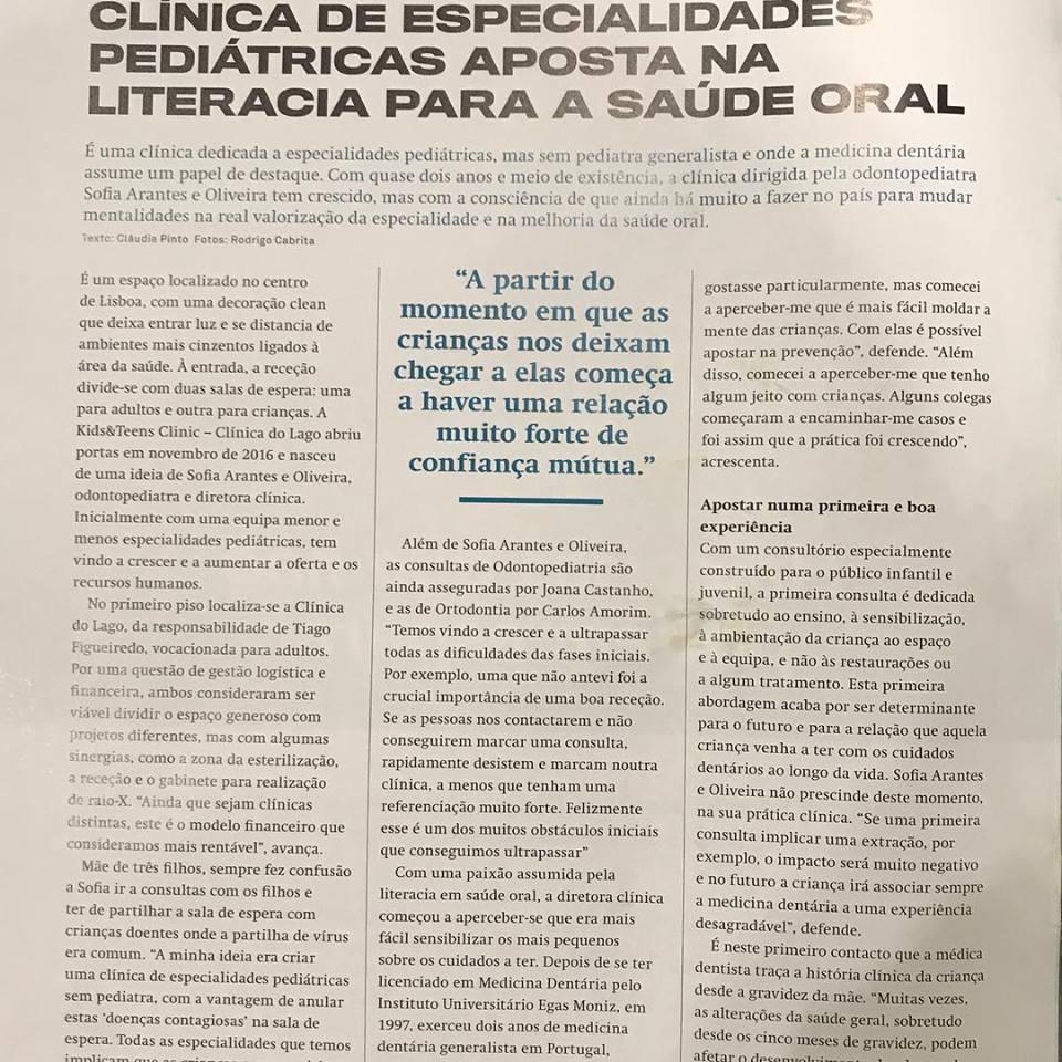 saúde oral em Portugal