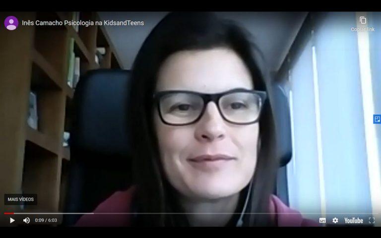 entrevista com a Dra ines Camacho sobre psicologia e covid