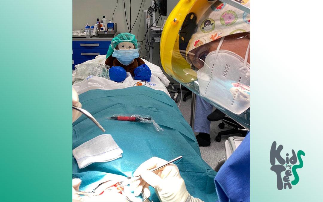 artigo sobre tratamento dentário sob anestesia